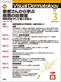Visual Dermatology Vol.17 No.3