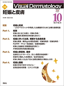 Visual Dermatology Vol.17 No.10
