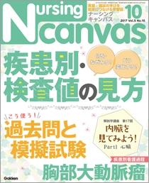 ナーシング・キャンバス Vol.5 No.10